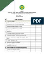 Formulir OPPE Fix