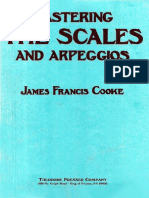 Cooke - Mastering the Scales and Arpeggios