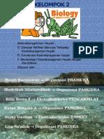 Tugas Presentasi Biologi (Hendy)