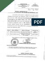 Tax Exemption Certificate 1 (Mansoor Ali Seelro)