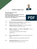 7curriculum Eladio 2016 Julio 19