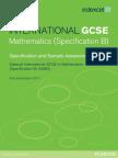 UG022528 International GCSE in Mathematics Spec B for Web