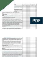 Doscificación de Aprendizajes Esperados Anuales 14 - 15