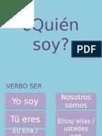 Clase español básica 1