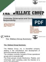 Wallace Group Final Presentation