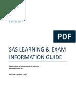 Sas Learning Guide_otc2013%28public%29
