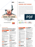 Programme du Forum européen de bioéthique
