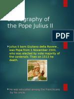 Bibliography of the Pope Julius II