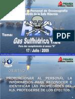 006 Gas Sulfhidrico H2S