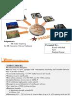 Strategic Management at Triveni engineering & industries