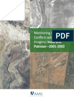 India and Pakistan Border Monitoring Conflit