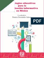 Estrategias Educativas Para La Alfabetizacion Informativa en Mexico - Patricia Hernandez Salazar