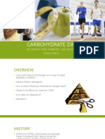 presentation low carbohydrate diet