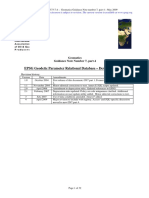 373-07-4 geodetic parameters relational database