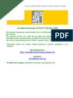 JORNADAS HOMENAJE A SALVADOR CELIA.   nº2 - 29_06_10