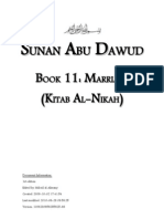 Sunan Abu Dawud - Book 11 - Marriage (Kitab Al-Nikah)