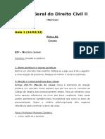 TGDCII (Teóricas)