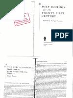 Edelglass, Osher. 11.1. Reading 1. Arne Naess, The Deep Ecological Movement.pdf