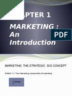 Marketing1 chap1