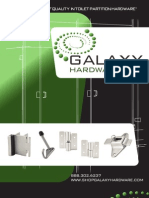 Galaxy Hardware Catalog