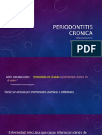 4 Periodontitis crónica