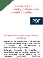 Seguridad y Defensa en America Latina (1)