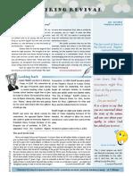 Christian Revival Newsletter Jul/Sep 2015