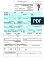 Application Blank New Format Xls - 2 Pages Ver 1 2