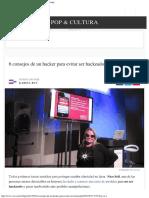 6 Consejos de Un Hacker Para Evitar Ser Hackeado - Batanga