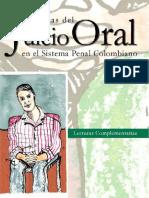 Tecnicas Del Juicio Oral en El Sistema Penal Colombiano