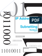 Ip Addressing & Subnetting Workbook