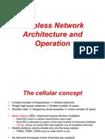 wireless communication architecture