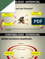 CONTABILIDAD  GERENCIAL finanzasI