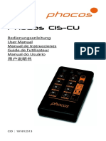 Manual de Control Programable