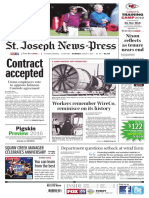Category 17 Best AD Content Entire Publication-Aug 7 Issue-St Joseph News Press