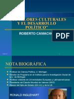 Los Valores Culturales y El Desarrollo Político