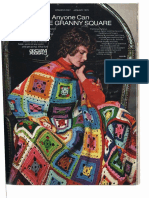 Women's Day Granny Squares Article