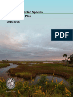 Floridas Imperiled Species Management Plan 2016