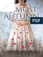 Almost Autumn by Marianne Kaurin (Excerpt)