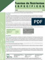 18. Superfosfato Simple