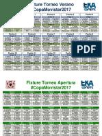 Fixture 2017