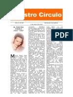 Nuestro Círculo Nro.387 M.Pereyra Puebla