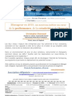 "Conference ""Mananeur en 2010..."" - www.chchesnaud.com"