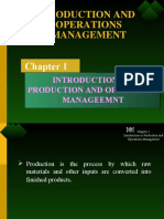 Operational Management 1