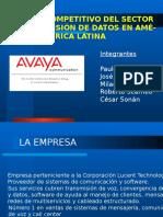 Transmisión de Datos en América Latina