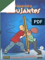 Libro de Dibujo Jovenes Dibujantes (Norma Editorial)