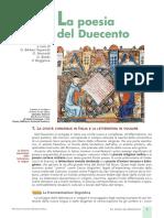 La poesia del 200 - G. Bárberi Squarotti G. Amoretti G. Baldis V. Boggione
