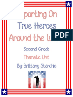 pbl thematic unit