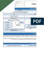 Formato Carta Descriptiva Adm Producción