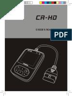 CR-HD English User Manual(128mm x 182mm)